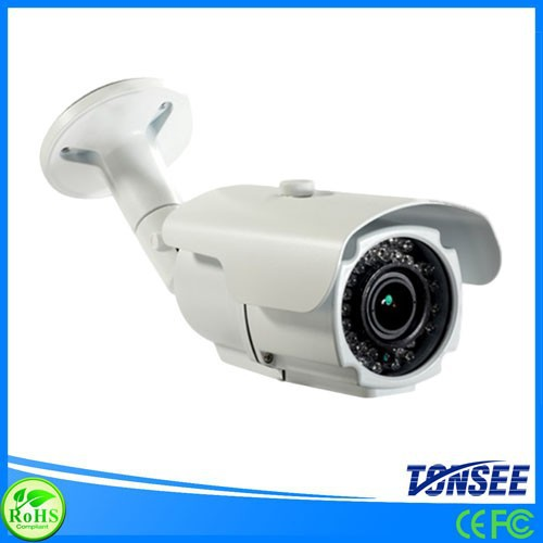 IP Camera Linux Wifi With H.264 Vadal-proof Analog CCTV Bullet Outside
