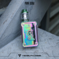 2018 Newset  Punk 220W kit With  Resin Tank Products