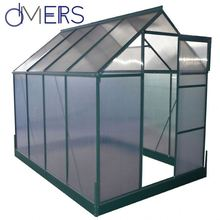 agriculture commercial polycarbonate sheet pvc small green house for farming