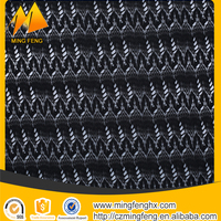 Fashion Stripe Textile Mesh Dressing Fabric