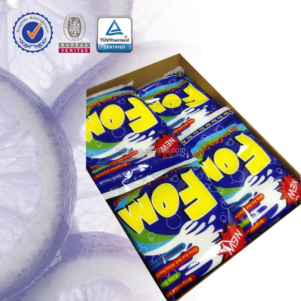 FOM 30G Detergent washing Powder