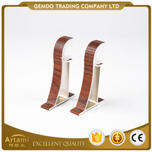 New product Chinese hotel aluminum curtain brackets accessories