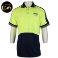 Reflective Work Men Polo Uniform