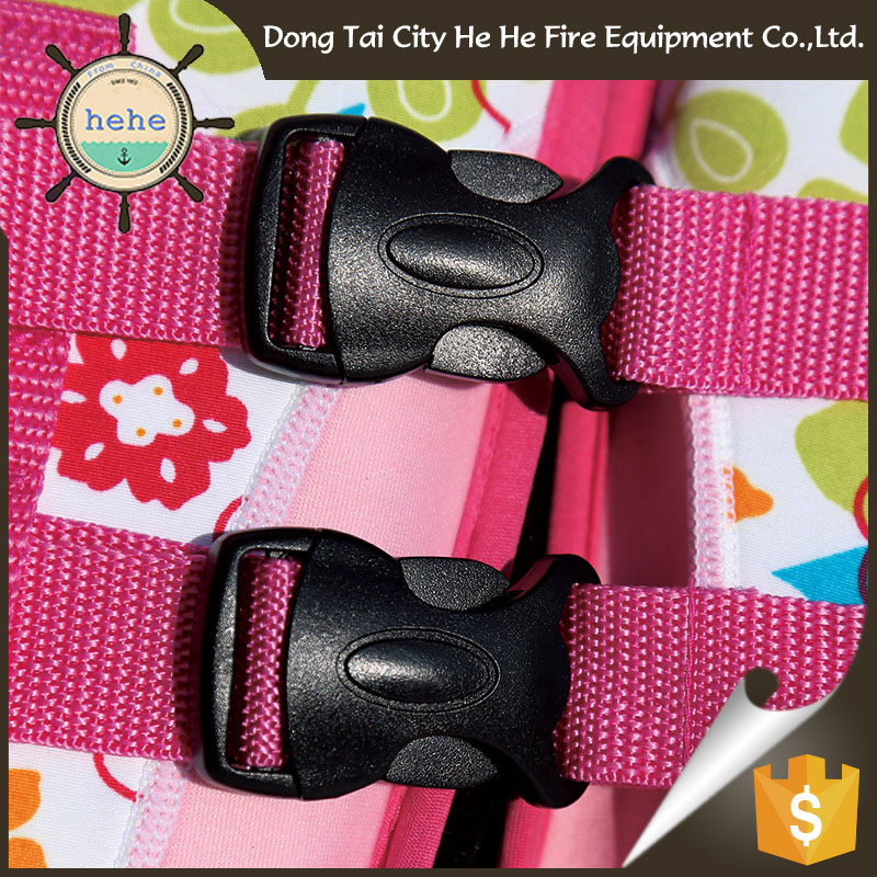 Main Product Plus Size Neoprene Children Life Jacket Quotes