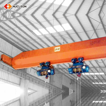LDA Workshop Single Girder Metallurgy Crane