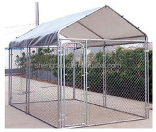 high quality dog kennel fence panel/lowes dog fence/cheap dog fence