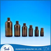 Wholesale china glass bottle packaging and glass dropper bottle