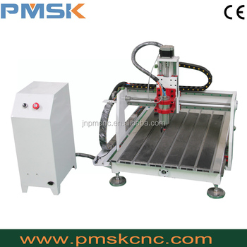 PMSK 2016 hot sale product of metal or nonmetal engraving cnc router engraver drilling and milling machine