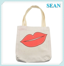 China Supplier Personality And Fashion Felt Canvas Tote Bag Handbags Women