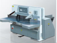 Heavy Duty Hydraulic Full Automatic Paper Cutter