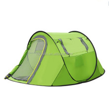 Wholesale waterproof camping one touch instant quick beach tent