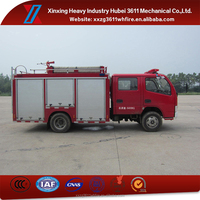 Top Selling Euro4 Mini Water Tanker Fire Truck