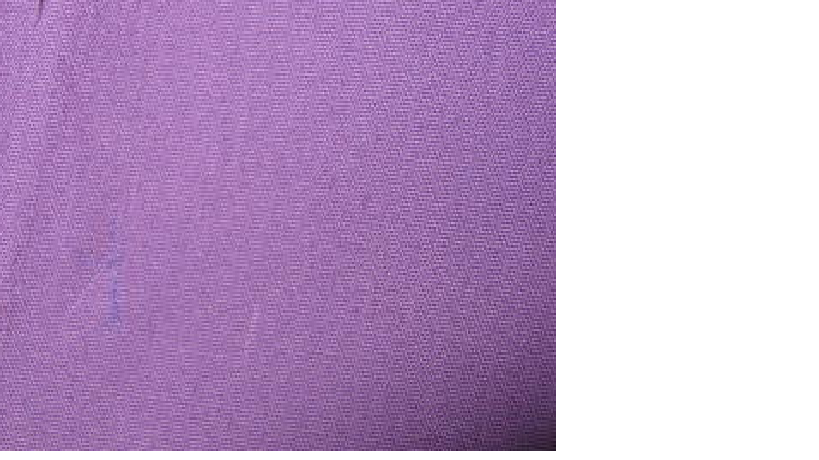 Purple solid cotton