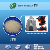 Surface of shoe accessories glue making TPU pellets