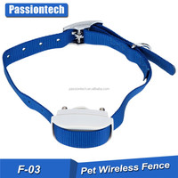 Easy operation fencing equipment dog fence wireless for home use
