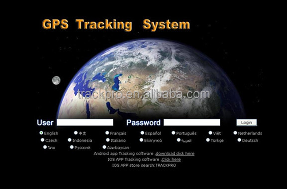 Leading web based gps tracking platform with real time view