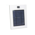5watts paper card printing solar panel charger, advertising solar panel charger for mobile phone