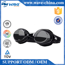 Customized professional popular silicone swimming goggles With CE certificates