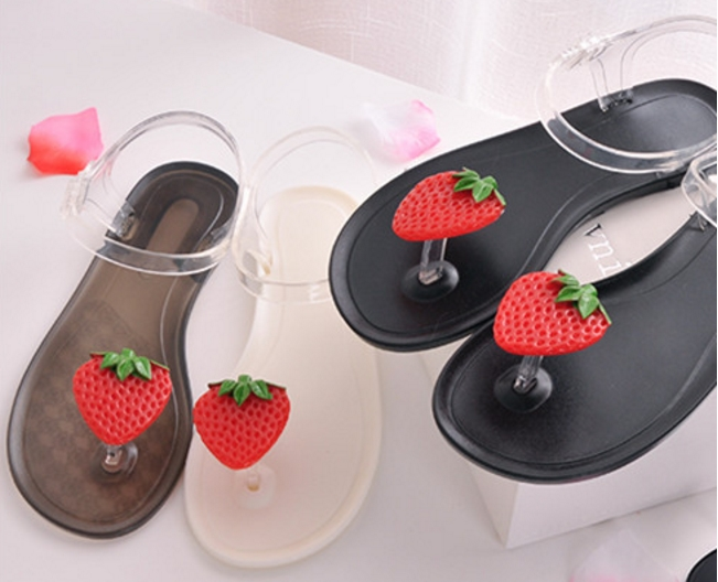 High Quality Best Sale Flat Slipper for Women Flat Women, jelly <strong>sandals</strong>