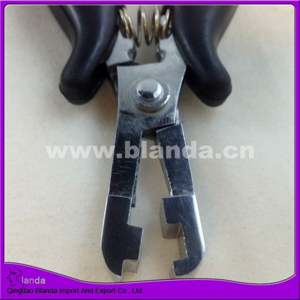 Hair tools plier for hair extension