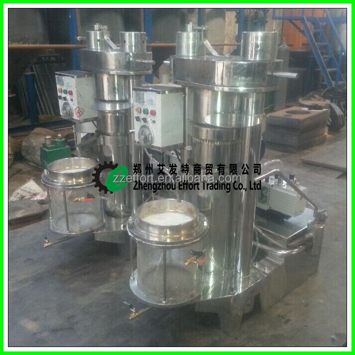 Good quality sunflower seed oil press machine, walnut oil press,hydraulic oil press