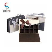 custom gift chocolate box bar packaging box wholesale