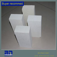 Insulating Fire Brick (IFB) for heat Insulation