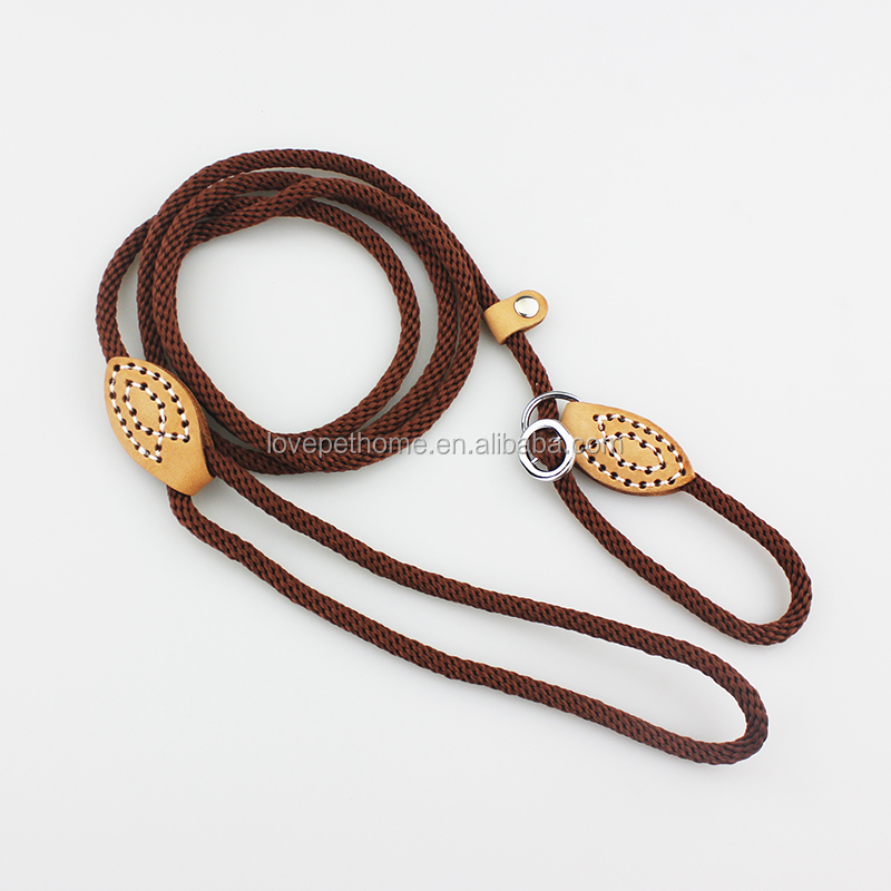 Adjustable Pet Collar Dog Leash Solid Environment PP Material For pet Daily Walking