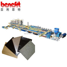 Polyurethane bitumen membrane waterproofing production line