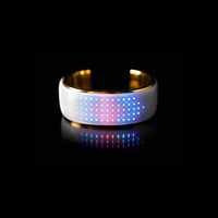 High quality sound activated led bracelet