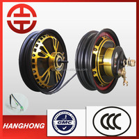 qualified manufacture, 48v 60v motor 2kw electric motorcycle hub motor,wheel barrow motor
