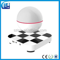 2016 Portable Magnetic Chessboard Levitating Bluetooth Speaker woofer speaker price