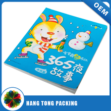 Custom Educational English Cartoon Books with Pictures Printing