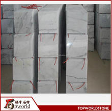 Hot volakas white marble volakas china whtie marble Guangxi white marble tiles and slabs