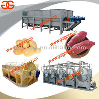 potato starch product line/High efficiency machines fo produce the cassave starch/the sweet potato starch making machines
