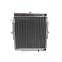 Land cruiser 90 HZJ75 manual aluminium radiator for Toyota