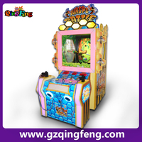 simulator shooting the tagert lottery ticket game machine sale