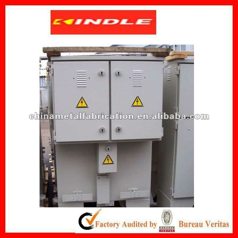 outdoor cold rolled steel distribution board