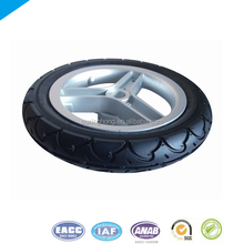 2016 cheap 8 inch pu foam wheelchair wheel