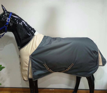 waterproof and breathable outdoor horse rug