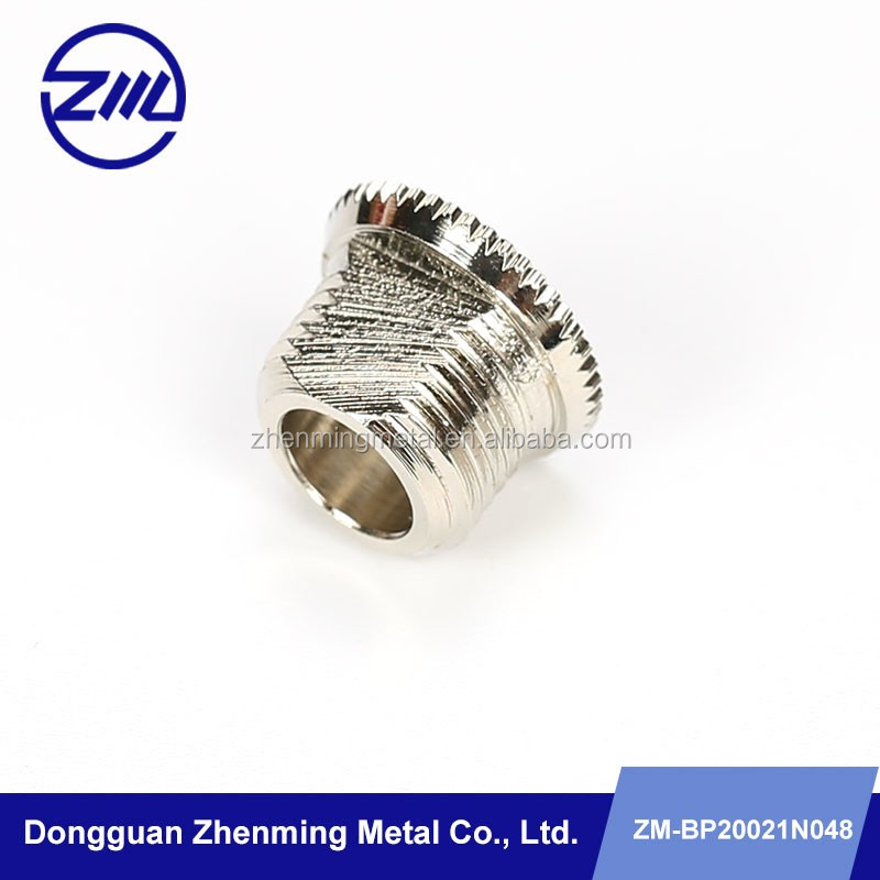 auto metal spare part bushing for washing machine