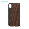 Top quality Walnut wood + TPU Phone Case hard For Iphone 8 Cell Phone Cover