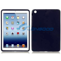 S -Line Pattern Slim Soft tpu Case Cover for iPad Mini