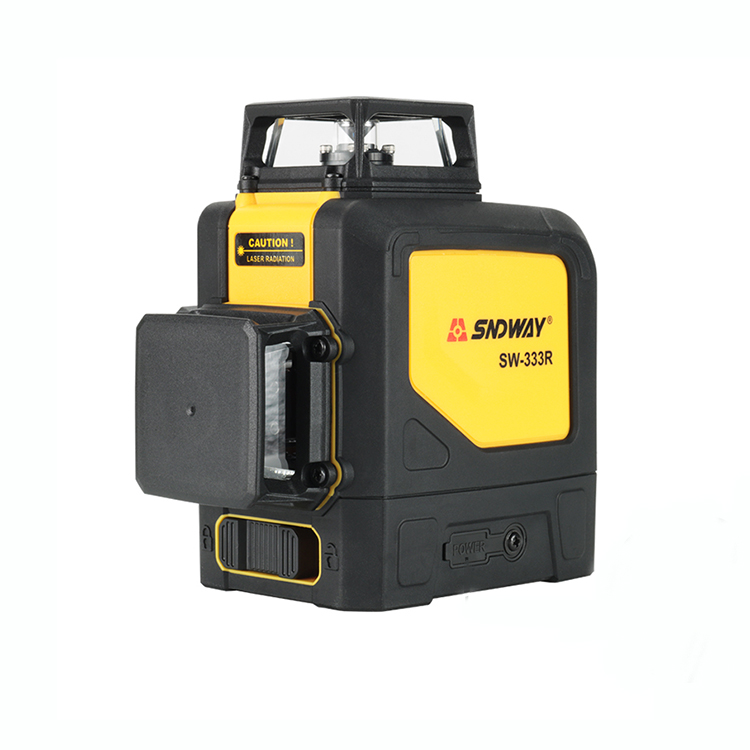 SNDWAY High precision <strong>auto</strong> range 12 lines laser level construction laser level Measuring tools SW-333R