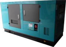 60kva power portable silent electric diesel generator with auto mains failure