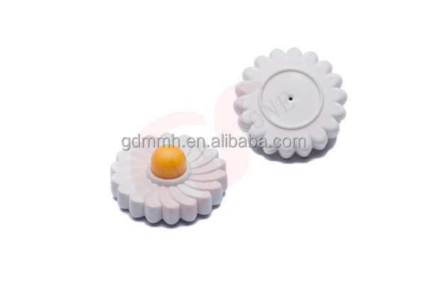 eas system magetic alarm clothes flower tag