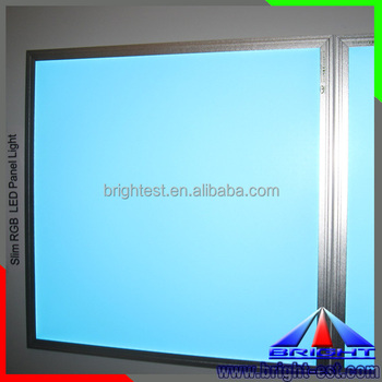 Chinese High quality ,LED cube rgb panel light, 32w led panel light