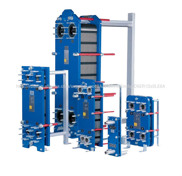 New promotion cross flow plate heat exchanger