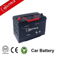 lead acid battery 12V 90AH good quality Car batteries maintenance free type
