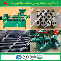 Large capacity High quality coal slurry briquette machine